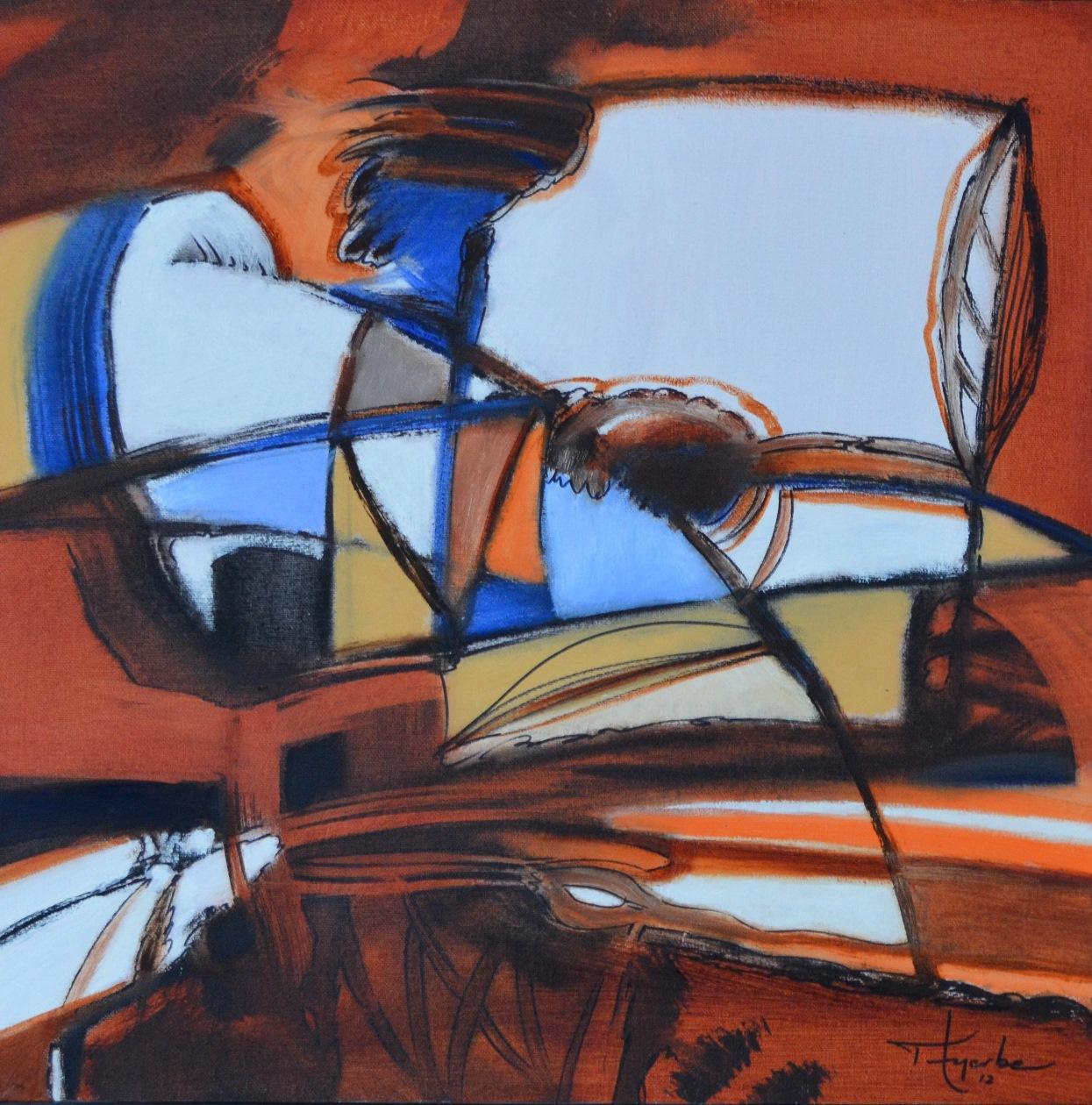 Cuadros modernos cuadros abstractos al leo for Cuadros al oleo modernos