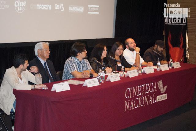 Macabro Festival Internacional de Cine de Horror de la Ciudad de México 2015