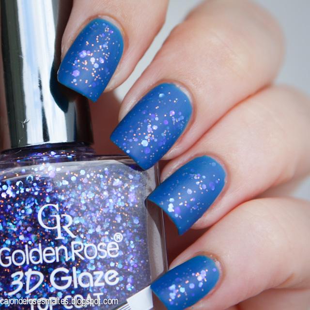 Avon Colortrend - Marea Alta y Golden Rose 3D Glaze 09 - matte
