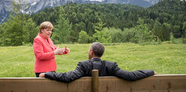 Ομπάμα: Υποστηρίζουμε την επιστροφή της Ελλάδας στην ανάπτυξη