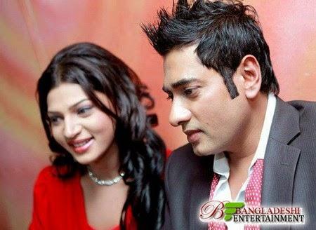 M A <b>Jalil Ananta</b> & Barsha - bangladeshi-film-actor-m-a-jalil-ananta-%2525283%252529