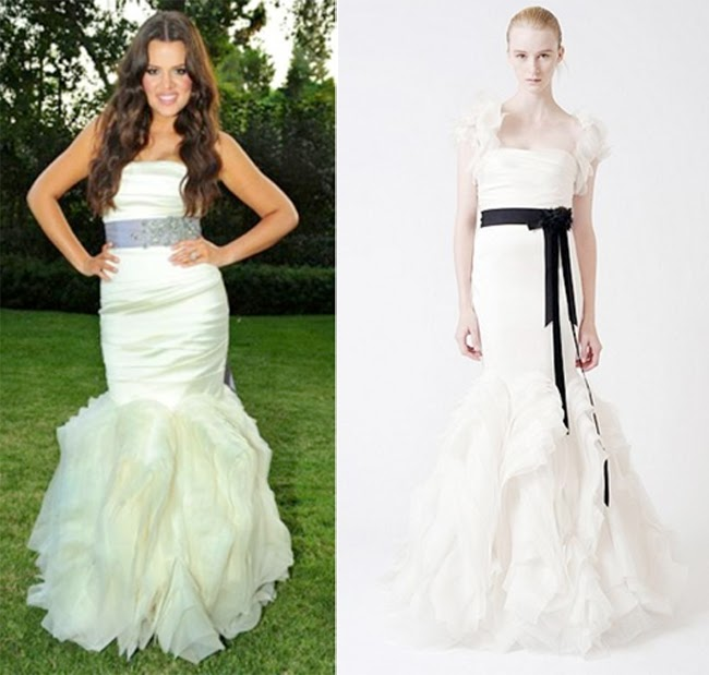 Chelsea Clinton Wedding Gown: Liz John Black: CELEBRITY WEDDING DRESSES RATED...COOL STUFF