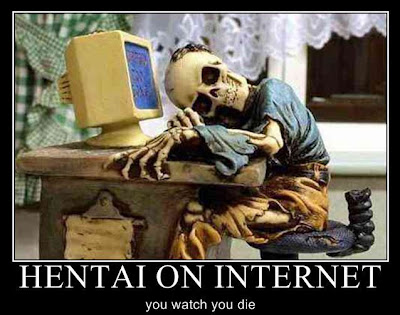 H;entai On Internet you watch you die demotivational poster comments Sexy 58 MySpace Comments   comments Sexy 58 Comments  comments Sexy ...
