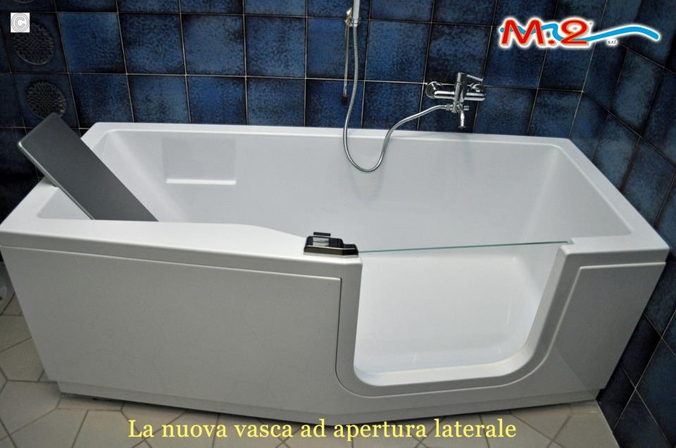 Vasca Da Bagno Angolare Con Sportello : Vasca idromassaggio oltre modelli disponibili