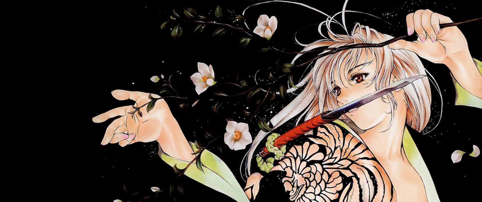 Mulheres fortes e personagens cativantes, conheça Tenjou Tenge