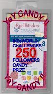 250 Followers Flash Prize