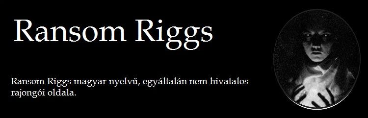 Ransom Riggs