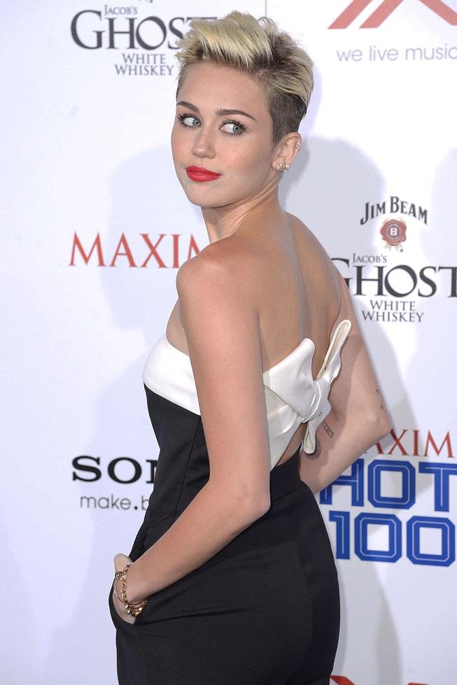 Idea Miley cyrus maxim thought