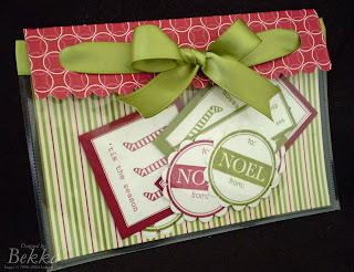 Gifted Stamp Set from Stampin' Up!