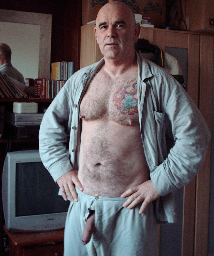 hung daddy bears - daddy bear blog - silver daddy bears