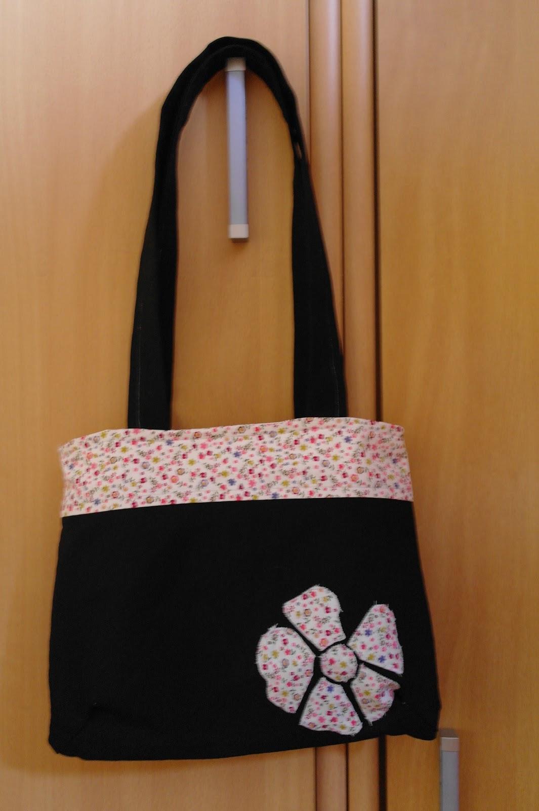 Como hacer un bolso con tela imagui - Como hacer un estor de tela ...