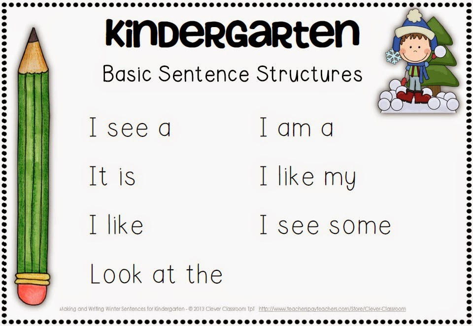 Lessons that Teach Students to Clearly Write Sentences