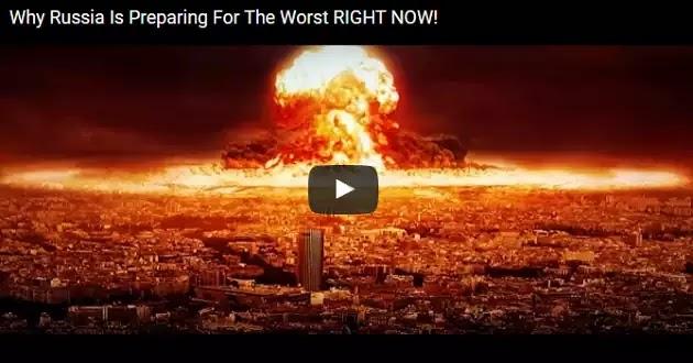 Η ρωσική κρατική τηλεόραση προειδοποιεί τους πολίτες: «Βρείτε το πλησιέστερο πυρηνικό καταφύγιο»