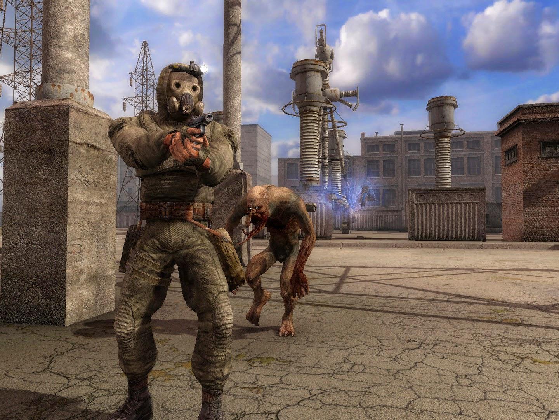 bajar Stalker call of pripyat