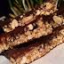 Receita de Barra de Cereal Caseira com Chocolate 70% Cacau