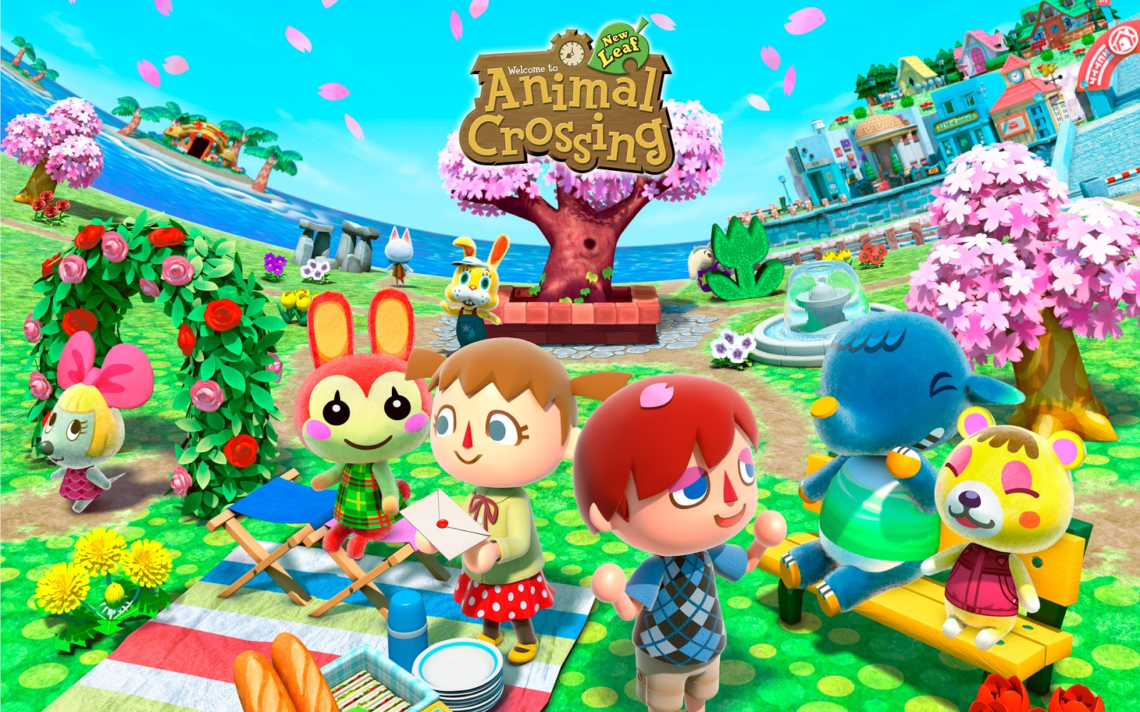 Animal Crossing: New Leaf Download Full PC Game