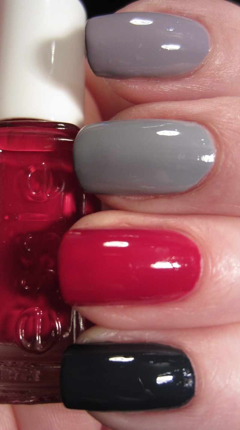 Ida Pie: Essie - Winter Collection 2011 - Mini