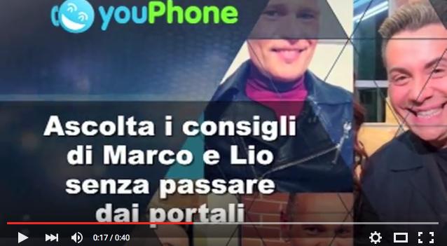 RISPARMIA TEMPO E DENARO CON YOUPHONE!