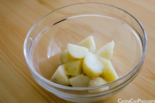 Ñoquis o Gnocchi de patata - Receta paso a paso - Sin gluten