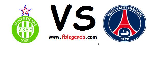 مشاهدة مباراة باريس سان جيرمان وسانت ايتيان بث مباشر اليوم 8-4-2015 اون لاين كأس فرنسا يوتيوب لايف paris saint germain vs saint etienne