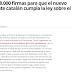 Reúnen 8.000 firmas para que el nuevo presidente catalán cumpla la ley sobre el Archivo
