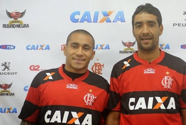 "FLAMENGO SE ""REFORA"" PARA O BRASILEIRO 2013"