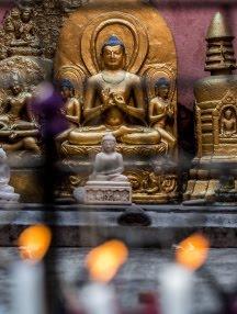 Pilgrimage to India, Nepal