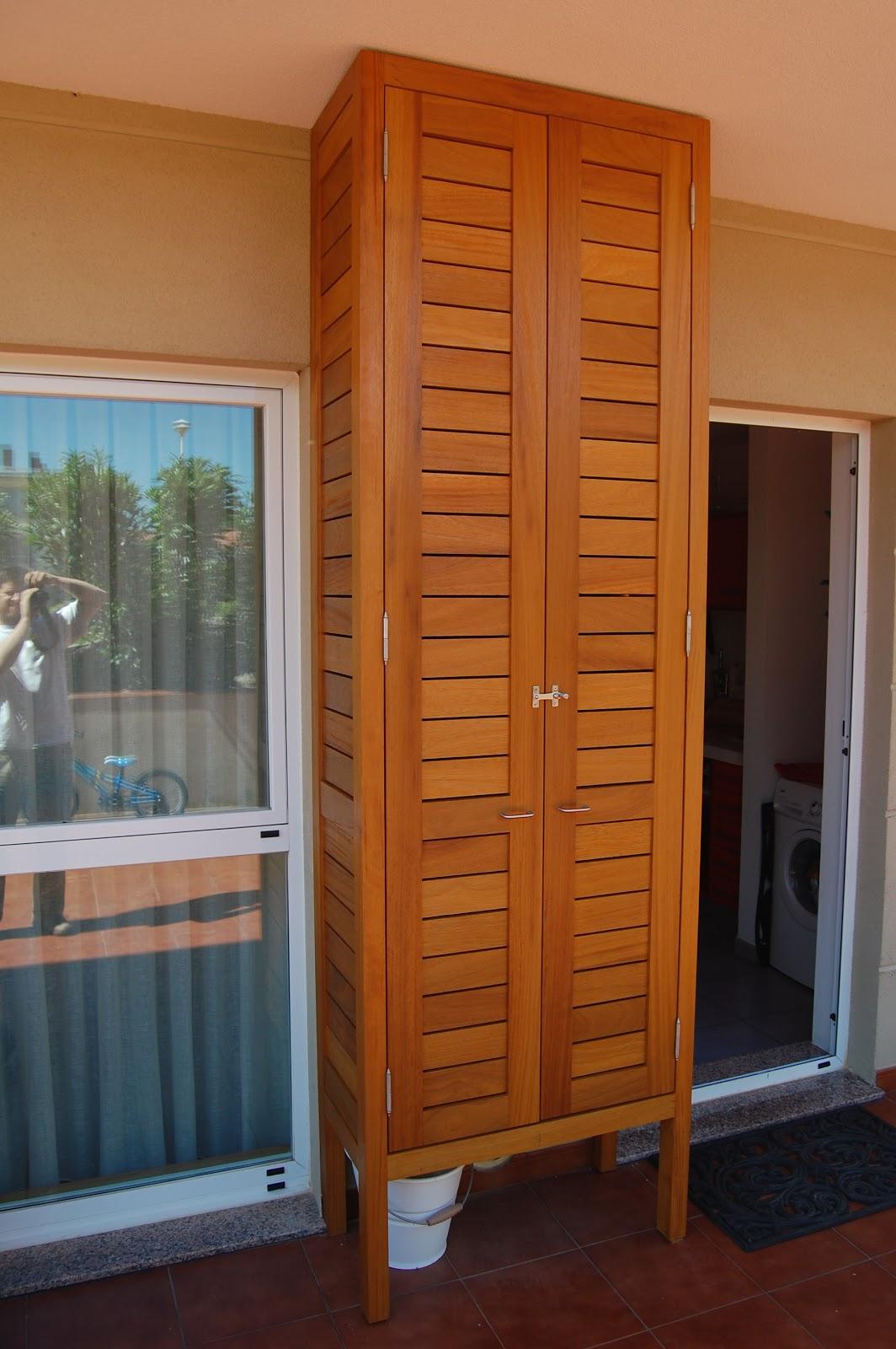 Casa de este alojamiento armario terraza exterior for Armario para balcon exterior