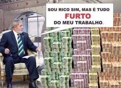 O MAIOR LADRÃO QUE O PLANETA  TERRA JÁ PARIU!!!
