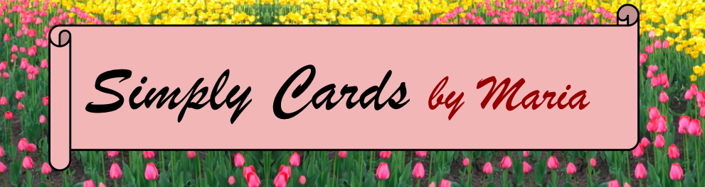 Simply Cards by Maria