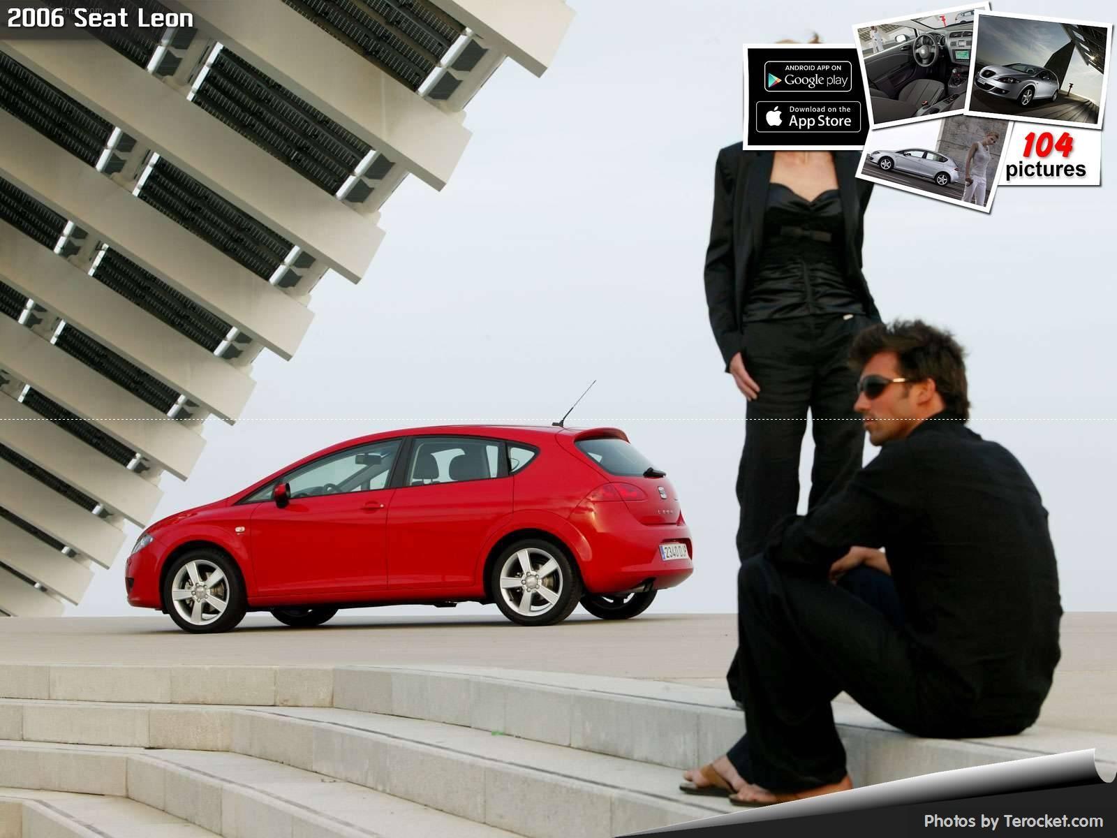 Hình ảnh xe ô tô Seat Leon 2006 & nội ngoại thất