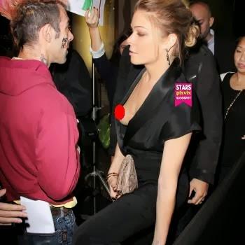 Celebrity Wardrobe Malfunction: milla jovovich movies