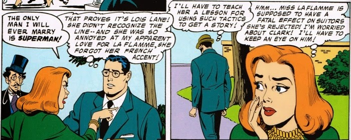 Clarke Kent Plot to Teach Lois Lane a Lesson