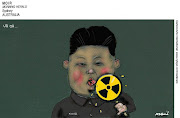 Since the demise of N. Korea's Kim Jongil, a slew of political cartoons . (kimjongilsson)