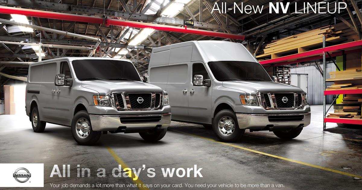 Vacaville Nissan Fleet Nissan Nv Cargo Van Amp Adrian Steel