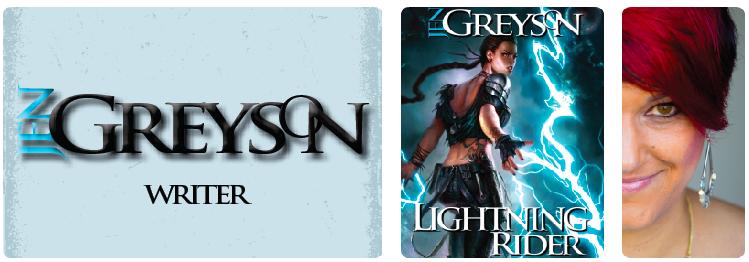 Jen Greyson | Author