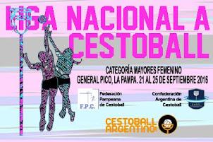 Liga Nacional A Cestoball Femenino