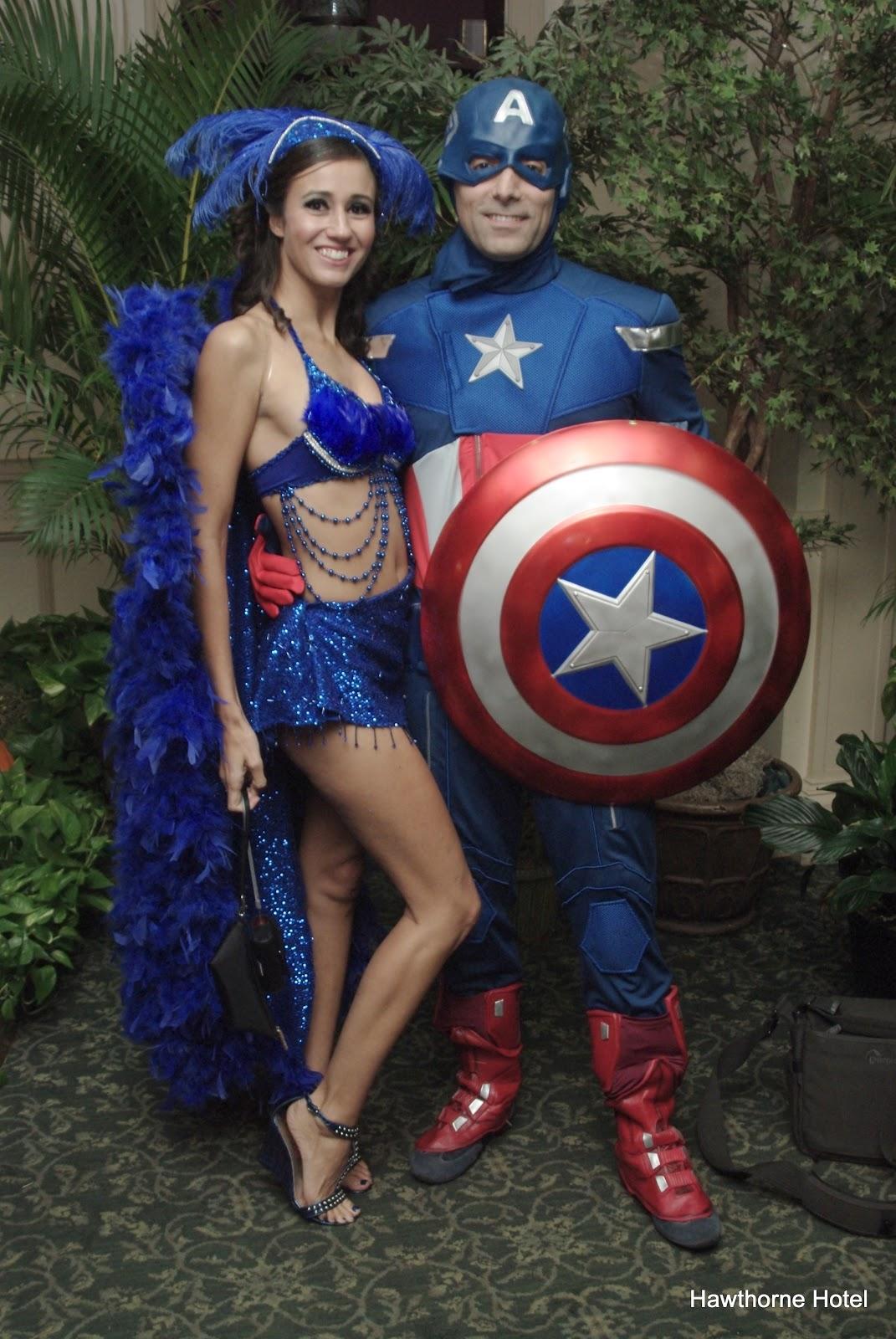 Hawthorne Hotel: Annual Halloween Ball At the Hawthorne Hotel ...