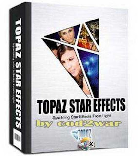 topaz star effect