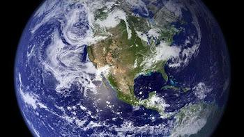 El abultamiento del ecuador de la Tierra crece 0,28 centímetros por década