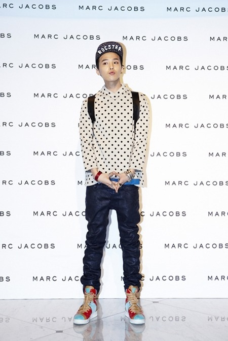 gd marc jacobs fw 2011 show