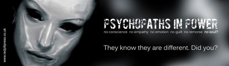 Psychopati u moci. Vědí že jsou jiní. Víte to i Vy?