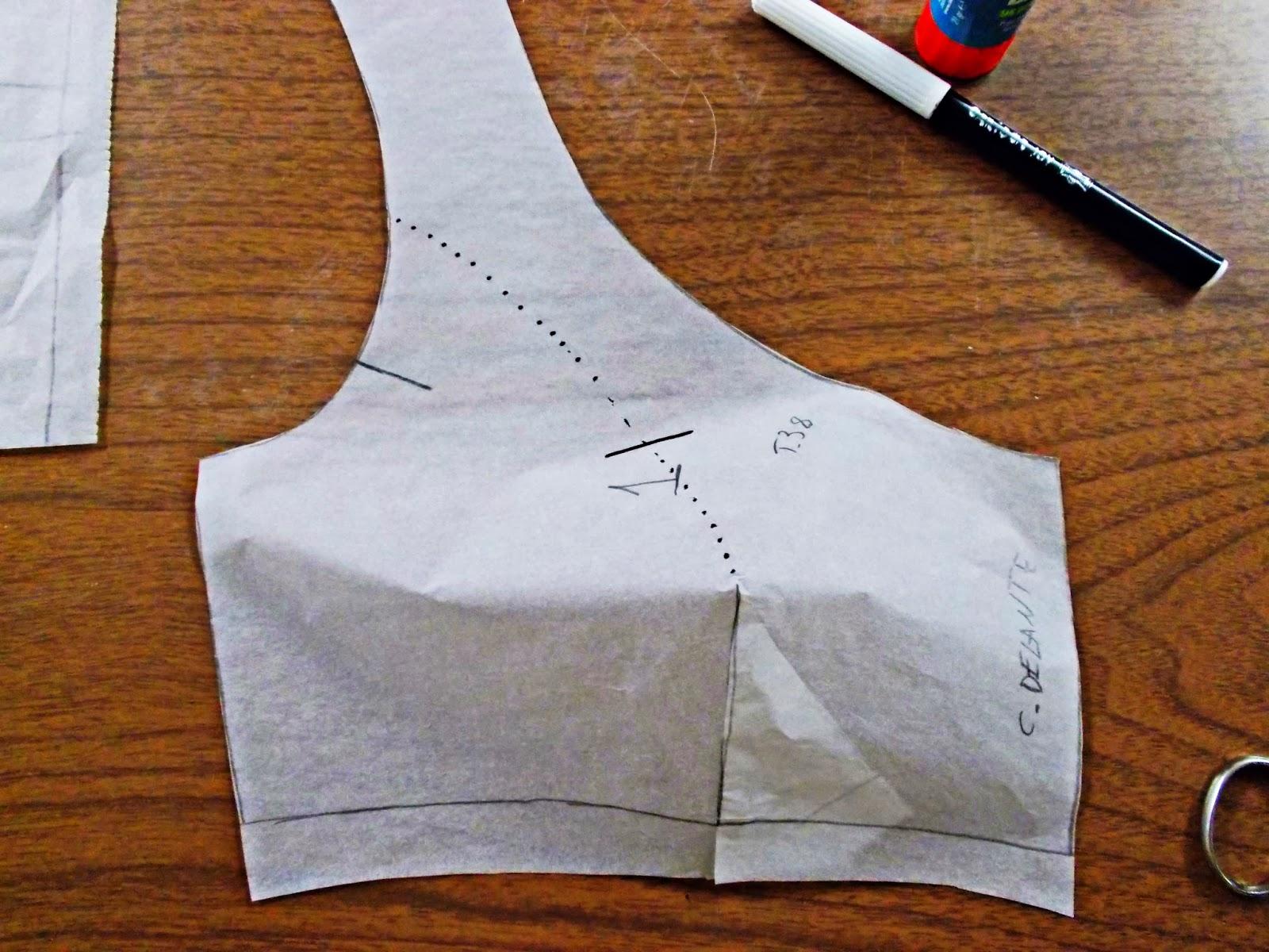 Traje-vestido-flamenca-patrón-paso a paso-costura-volantes-enagua-6