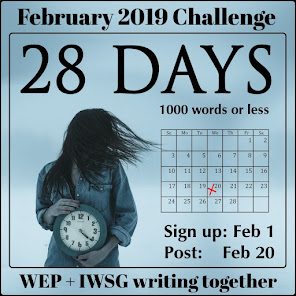 The February 2019 Challenge!