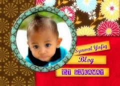 Syawal Yafiq Blog 1st GIVEAWAY