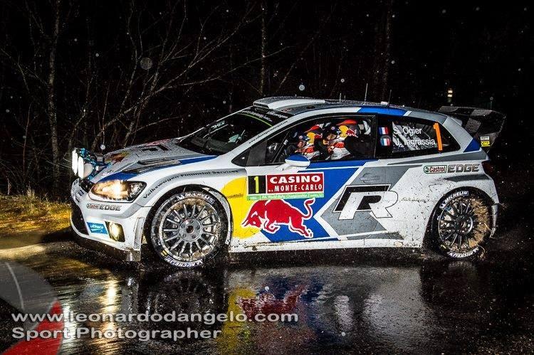 WRC Rallye Monte Carlo 2014
