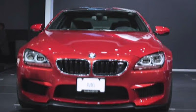 M6 Coupe and Convertible: Centerpiece of BMW Lineup in 2012