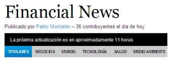 Financial News Diario