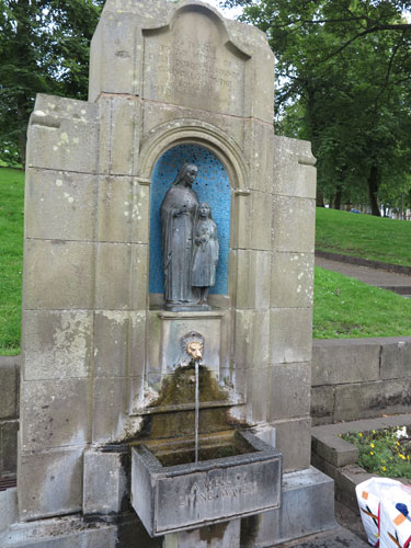 St Ann's Well, Buxton