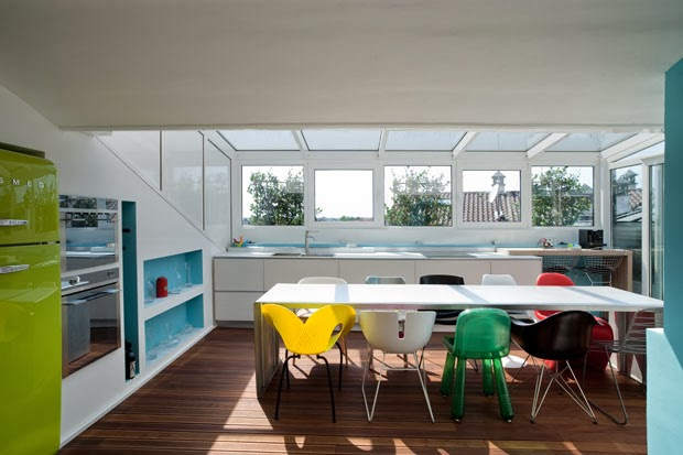 Interior relooking: la veranda: una soluzione indoor/outdoor